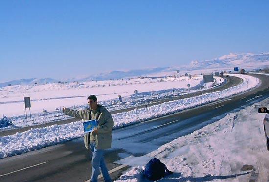 03. Traversée Sierre Nevada
