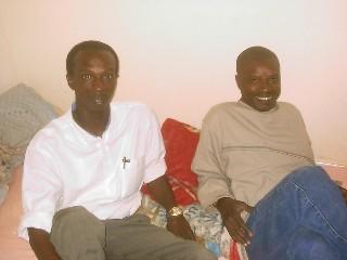 10. Mes Hôtes à Dakar