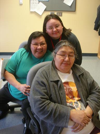 101. Séjour en Nation Cree