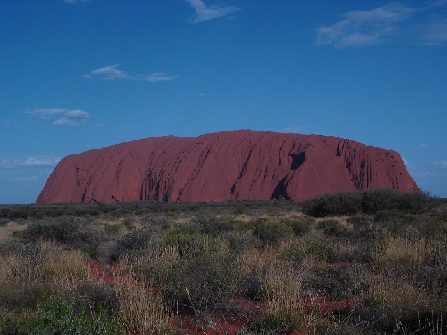 127. Ayers Rock