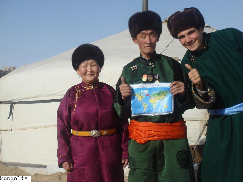 160. Mongolie 2