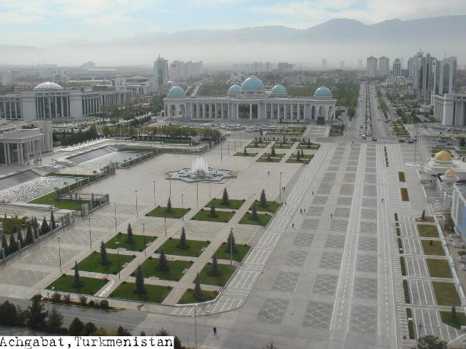 195. Turkmenistan