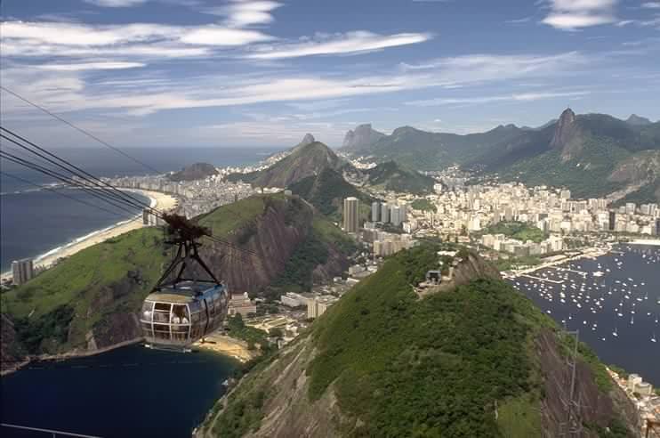 33. Rio de Janeiro 2