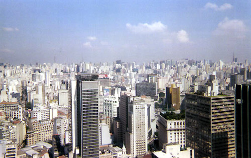34. Sao Paulo