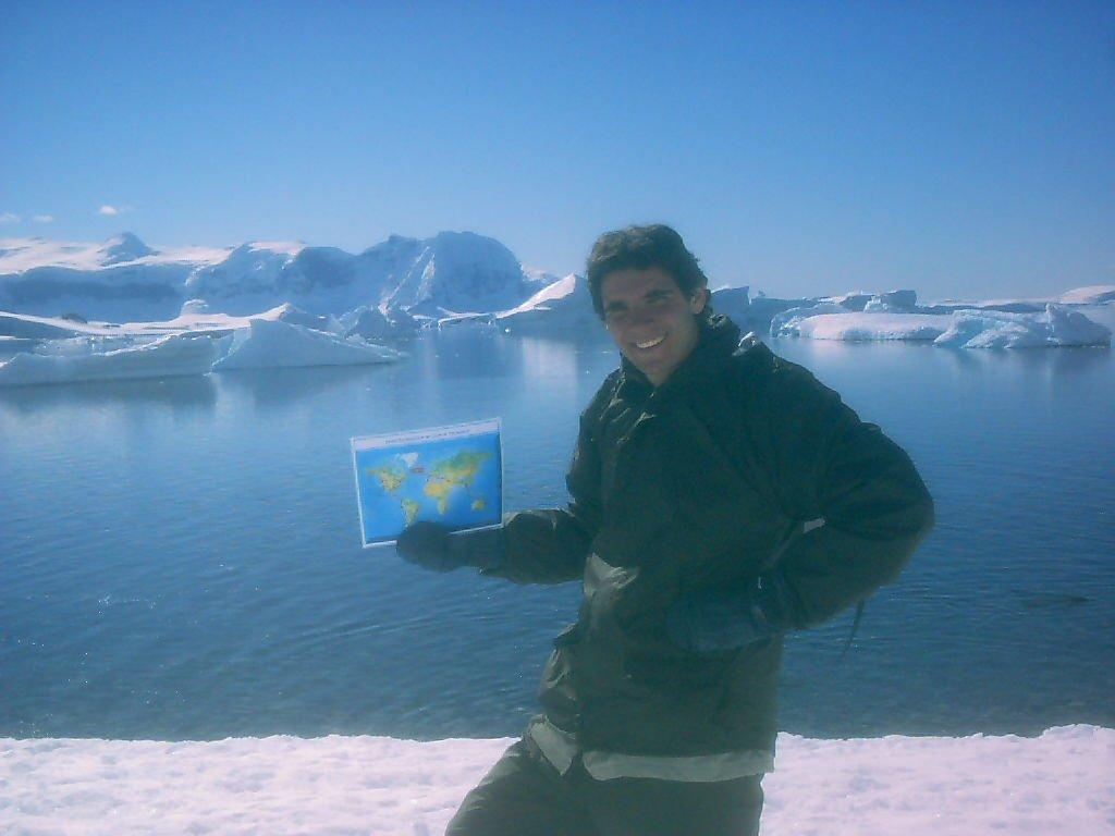 48. Un auto-stoppeur en Antarctique