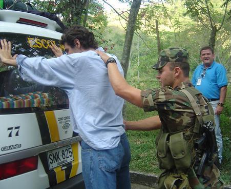 71. Traversée de la Colombie