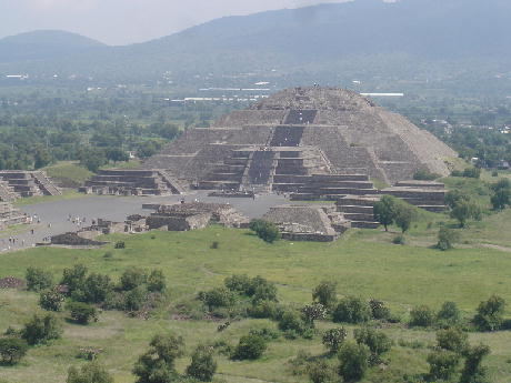 89. Mythique Teotihuacan