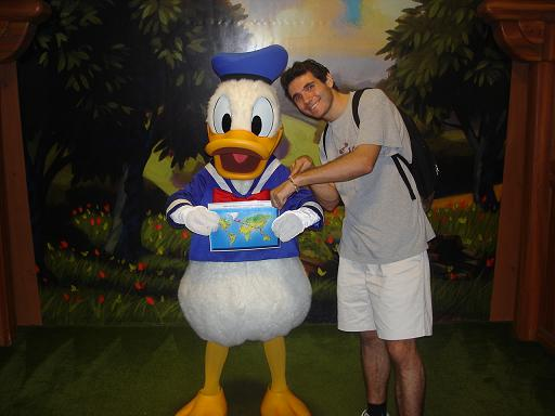 96. Rencontre de Donald