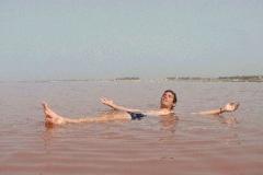 16. Le Lac Rose