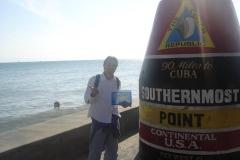 95. Descente jusqu'à Key West