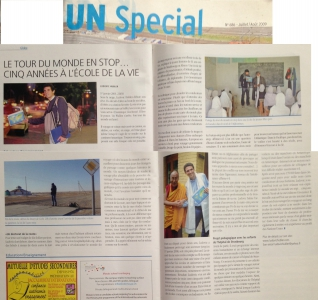 Suisse - Magazine des nations Unies - 2009