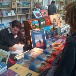 Salon du livre, Bruxelles, 2013