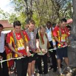 Inauguration programme, Timor Leste, 2010
