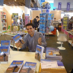 Salon du livre à Paris, 2010