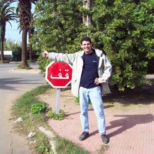 Tour du monde en stop, Maroc