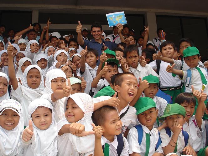 Dans la région d'Aceh